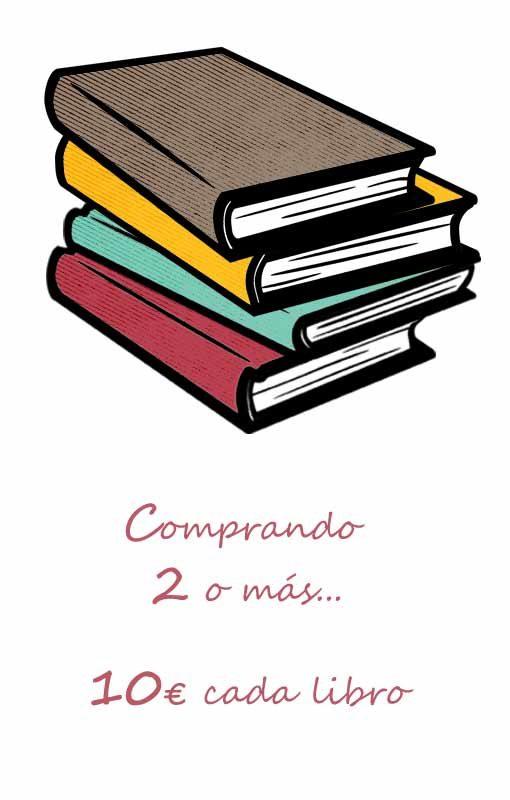 Oferta por la compra combinada de los libros de Fernando Salinero.