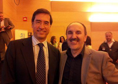 Fernando Salinero y Mario Alonso Puig