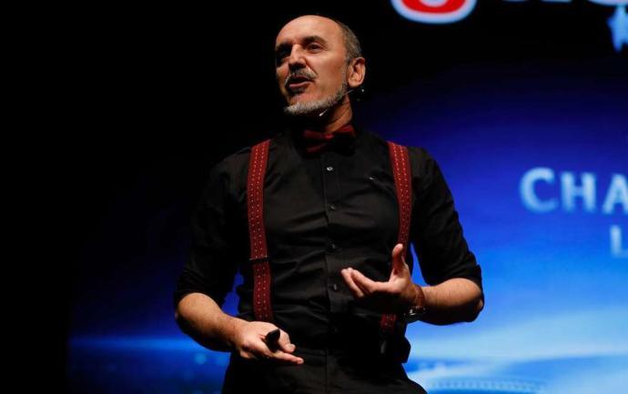 Conferencias de Fernando Salinero.